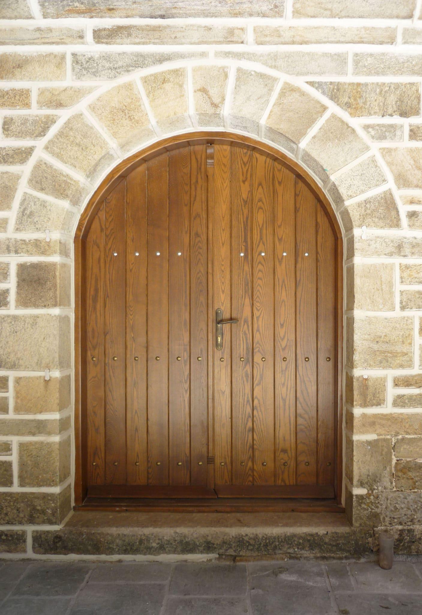 εξωτερική πόρτα ραμποτέ